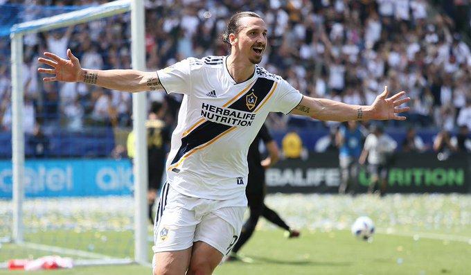 Happy 37th birthday to Zlatan Ibrahimovi .  Games: 870 Goals: 503 Trophies: 31