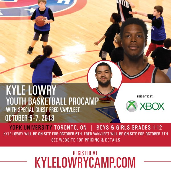 32e8560fe5d77 Kyle Lowry · Sign up!! Come and join the fun https   t.co