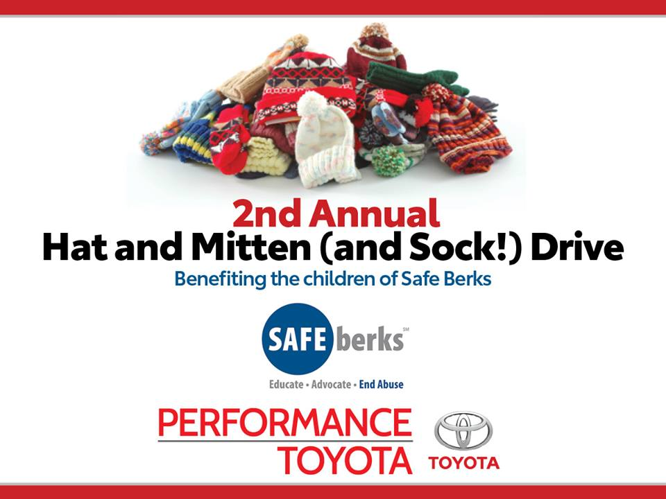 Thanks To Everyone Who Helps Keep Them Warm! Performance Toyota Is Located  At: 4681 Penn Ave., Sinking Spring.pic.twitter.com/ABzMjhEXSh