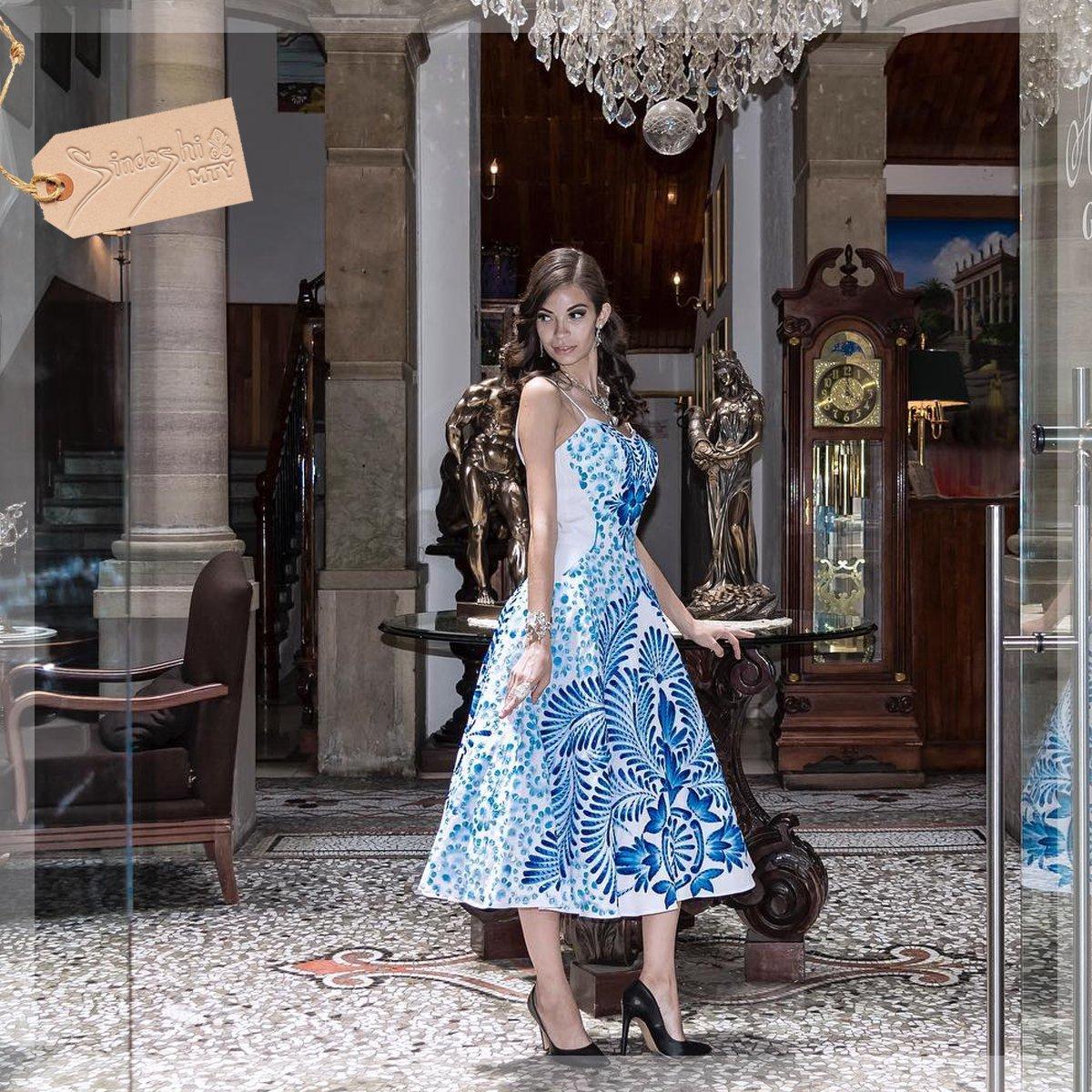 9ed1204220 Todas las prendas de sindashi Monterrey son inspiración de artistas  mexicanos