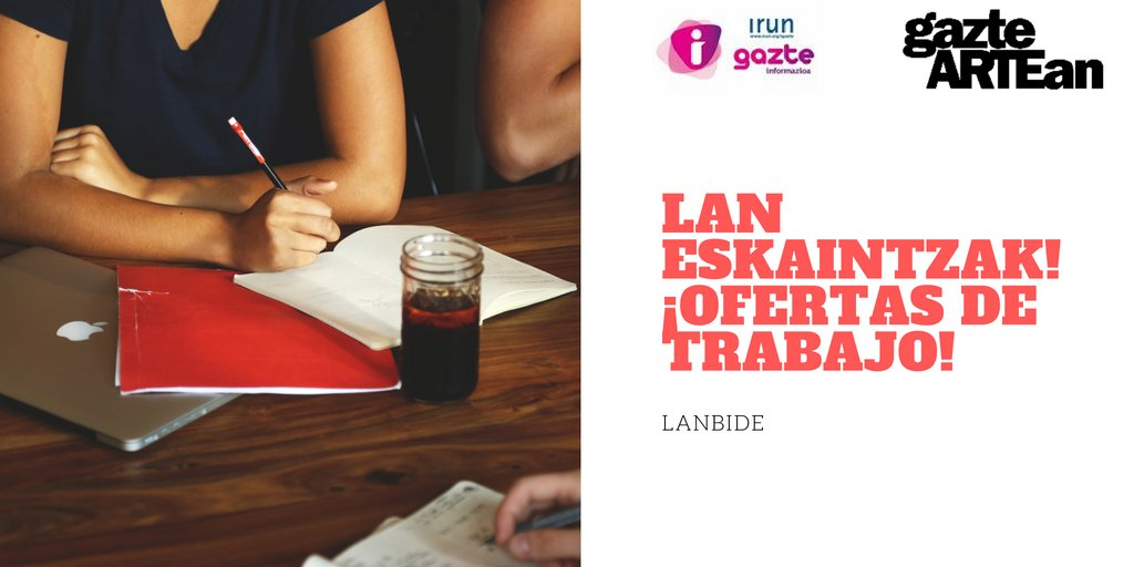 Lanbideskaintzak Hashtag On Twitter
