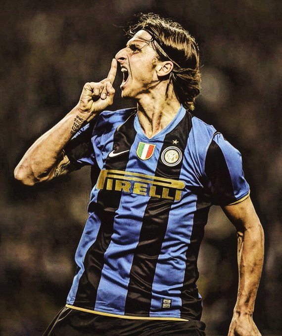 Happy 37th birthday to the one and only Zlatan Ibrahimovic!