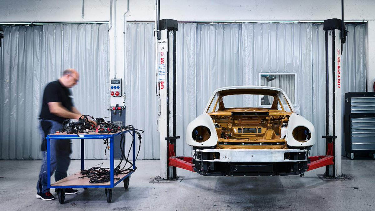 Classicprojectgold Hashtag On Twitter Porsche 911 Wiring Loom 3 Replies 10 Retweets 75 Likes