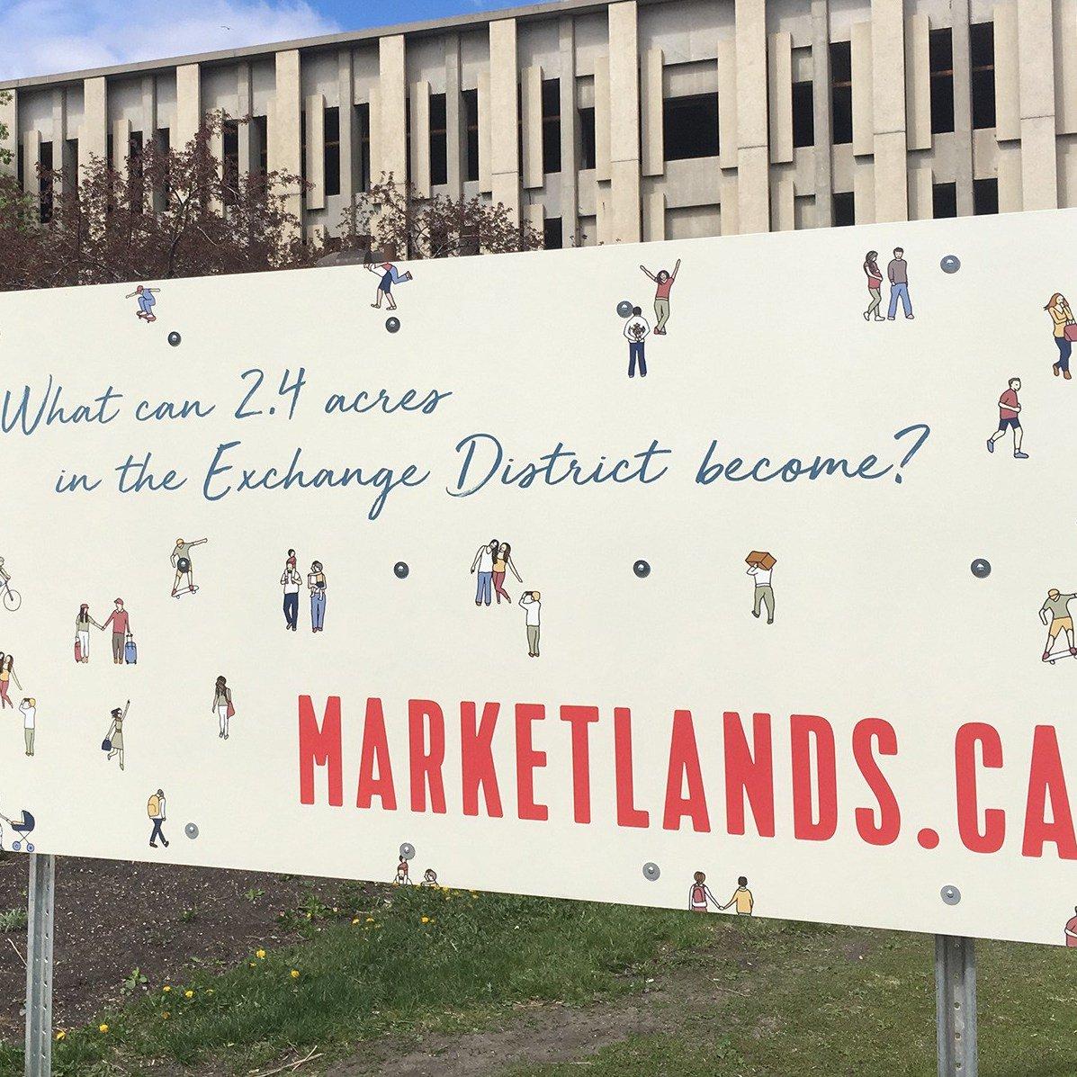 WINNIPEG| The Exchange District | Market Lands Redevelopment