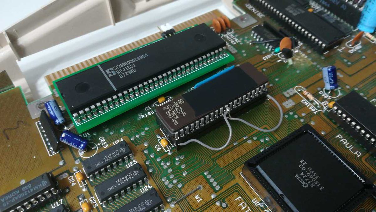amiga 500 kickstart rom download