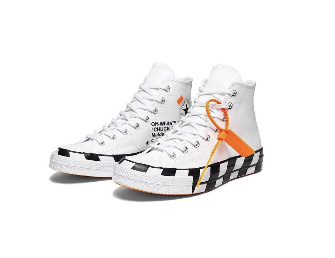 982035e582f9 Off-White x Converse Chuck