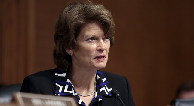 3e765ada66 JUST IN  Murkowski blasts Trump s mockery of Ford   Wholly inappropriate   and