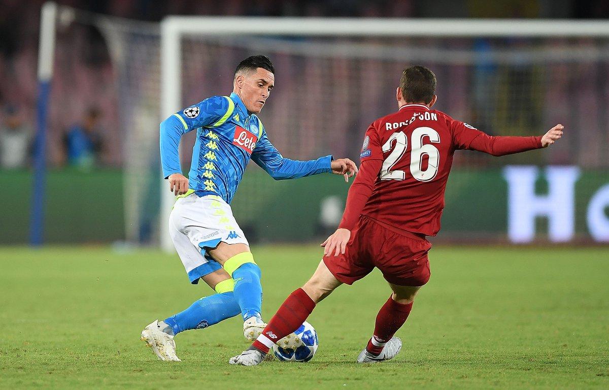 Chấm điểm kết quả Napoli 1-0 Liverpool