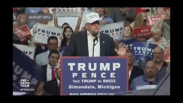 S̶a̶f̶e̶t̶y̶ ̶&̶ ̶S̶e̶c̶u̶r̶i̶t̶y E̶q̶u̶a̶l̶i̶t̶y̶ ̶&̶ ̶J̶u̶s̶t̶i̶c̶e H̶e̶a̶l̶t̶h̶c̶a̶r̶e̶ E̶c̶o̶n̶o̶m̶i̶c̶ ̶S̶e̶c̶u̶r̶i̶t̶y V̶o̶t̶i̶n̶g̶ ̶R̶i̶g̶h̶t̶s F̶e̶d̶e̶r̶a̶l̶ ̶J̶u̶d̶i̶c̶i̶a̶r̶y T̶r̶u̶s̶t̶ ̶i̶n̶ ̶t̶h̶e̶ ̶P̶r̶e̶s̶i̶d̶e̶n̶c̶y  #WeHaveLostALot b/c of @realDonaldTrump. Watch!