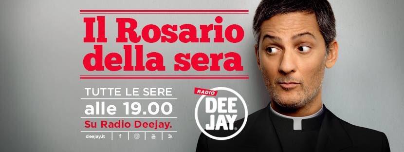 Replying to @Fiorello: Dal 15 Ottobre si ricomincia #IlRosariodellasera @radiodeejay