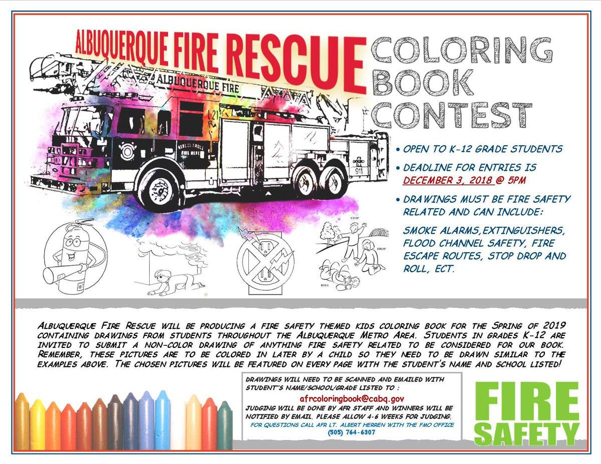 Albuquerque Fire on Twitter: \