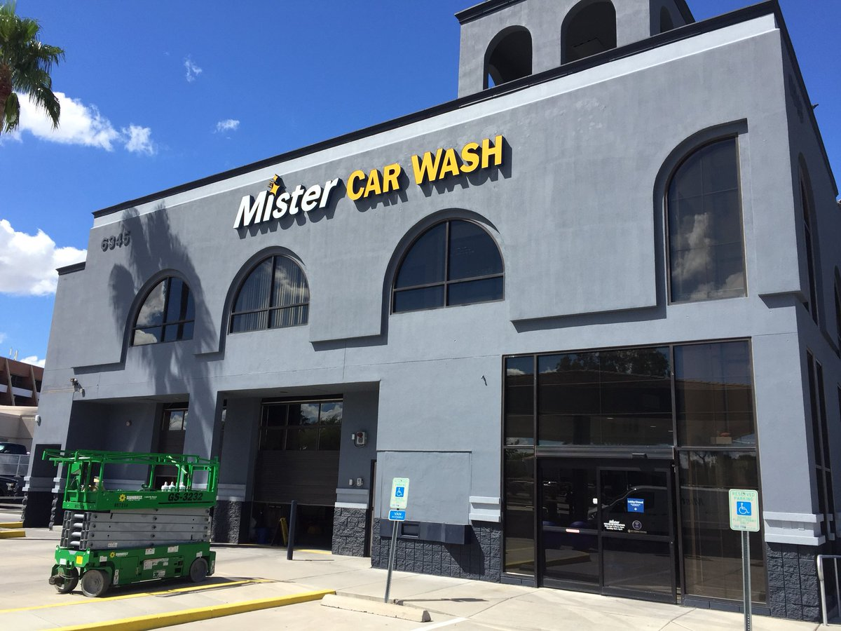 Mr Car Wash Near Me >> Troy Perrin On Twitter Mister Car Wash Was Kind Enough To