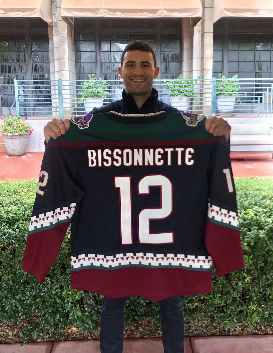 new style 040f6 7f09b Paul Bissonnette on Twitter: