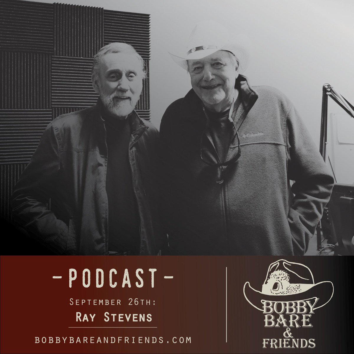 featuring ray as the special guest it is up and available for free at httpwwwbobbybareandfriendscom give it a listenpictwittercomawxfxjxgls - Ray Stevens Christmas Songs