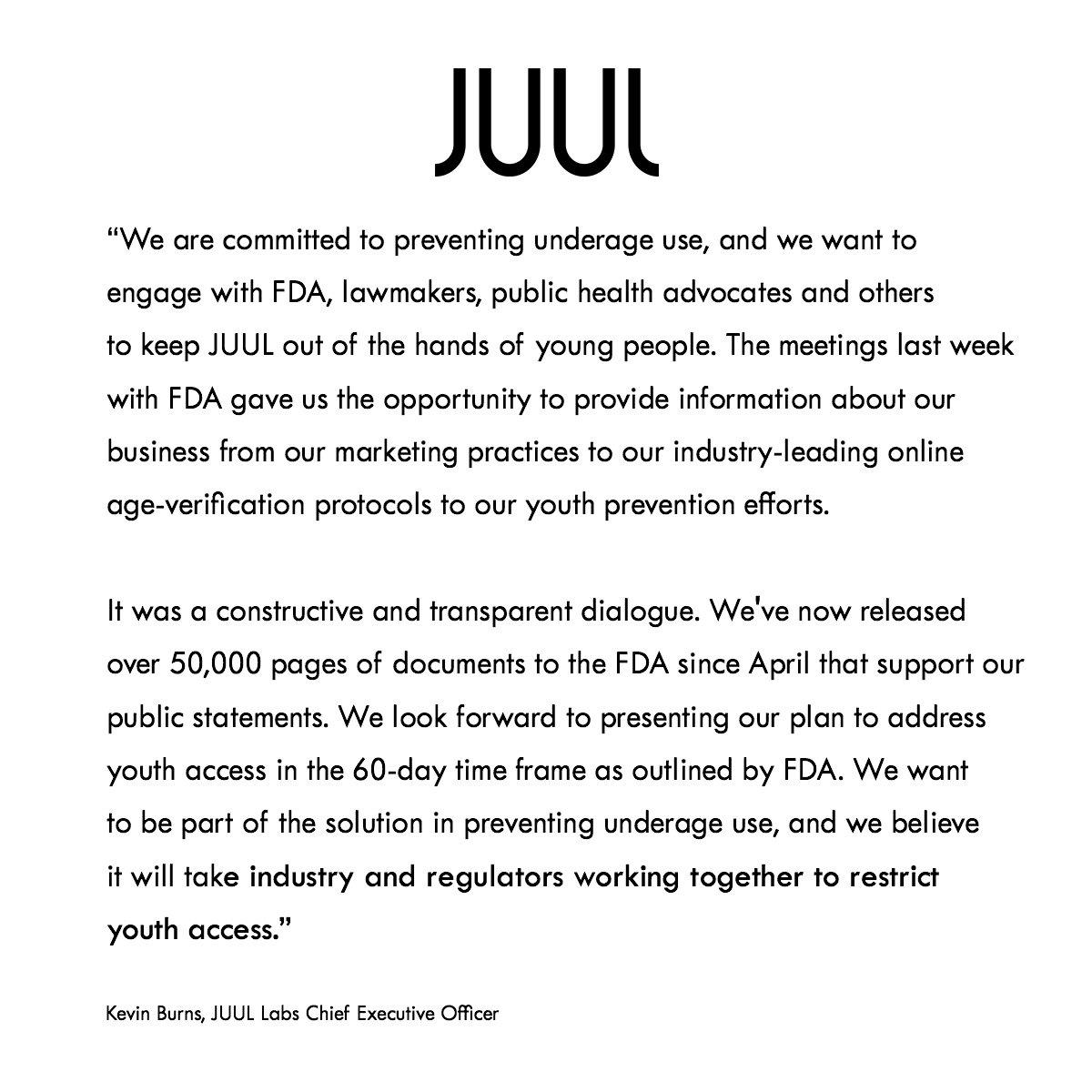 JUUL Labs (@JUULvapor) | Twitter