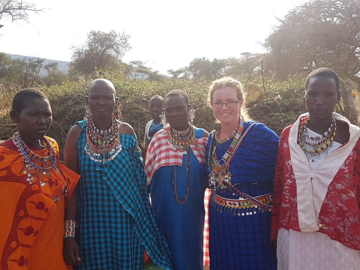 Fab to see #HardestHarvest being aired again on @RTEOne tonight . Was a truly amazing journey living with the Maasai last year, a life changing experience & it was just as special returning to the community this year with Pete