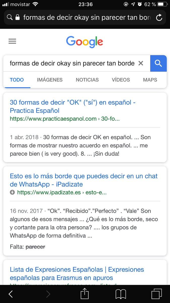 okay en español