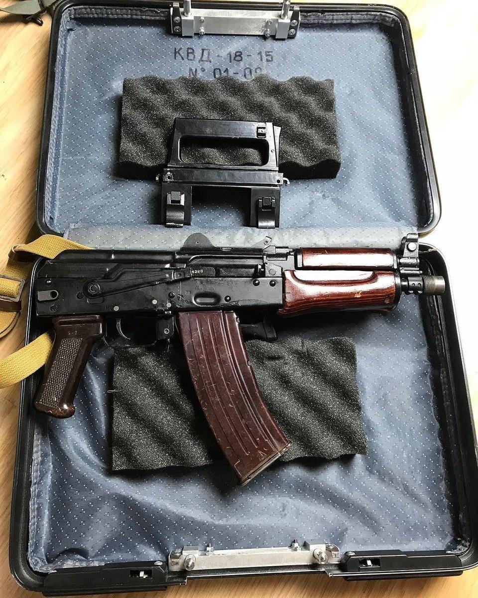 Many have heard about this #ak_variant 🕵️ Like it or no?  #ak #kalash #kalashnikov #ak47 #ak74 #545 #762 #caliber #ammo #dailybadass #kalashworld #pewpewpew #fullauto #pewpewpew #fullsemi #mags #polymer #shorty #krink #pistol #gunlife #gunz  Photo by @907kalash