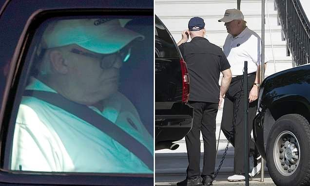 6da73c0b910 He was spotted wearing reading glasses in the car
