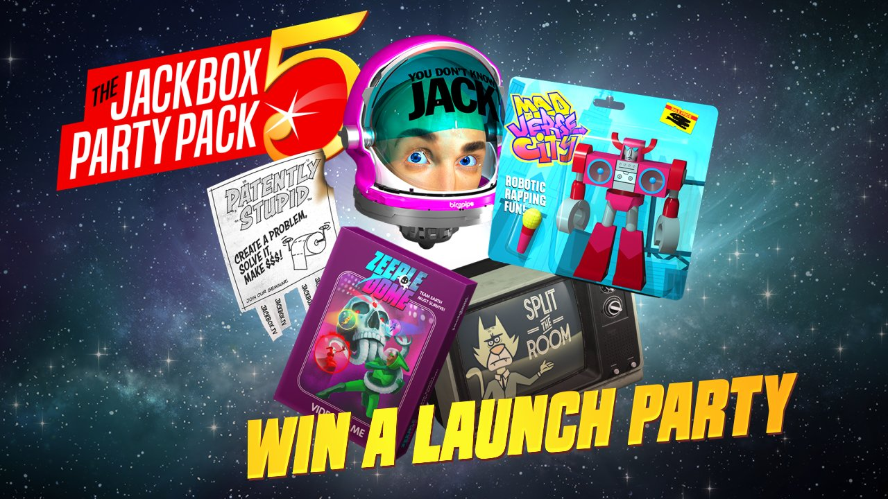 """Jackbox Games on Twitter: """"Tag the crew you're playing The ..."""