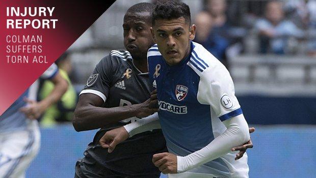 mls injury report MLS Injury News (@MLSInjuryNews) | Twitter