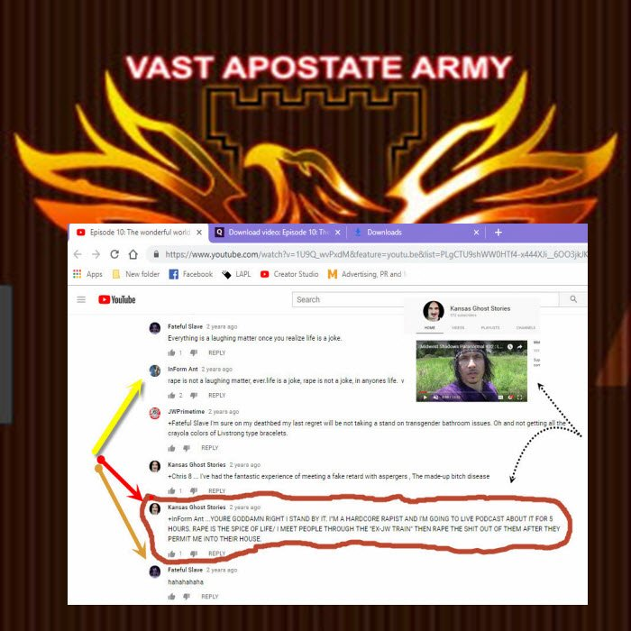 Vast Apostate Army on Twitter: