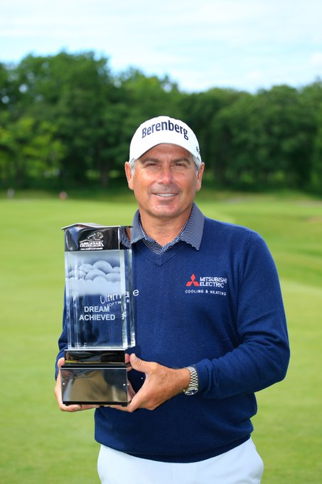 HAPPY 59th BIRTHDAY to our 2017 Champion, FRED COUPLES! Good luck this week at the