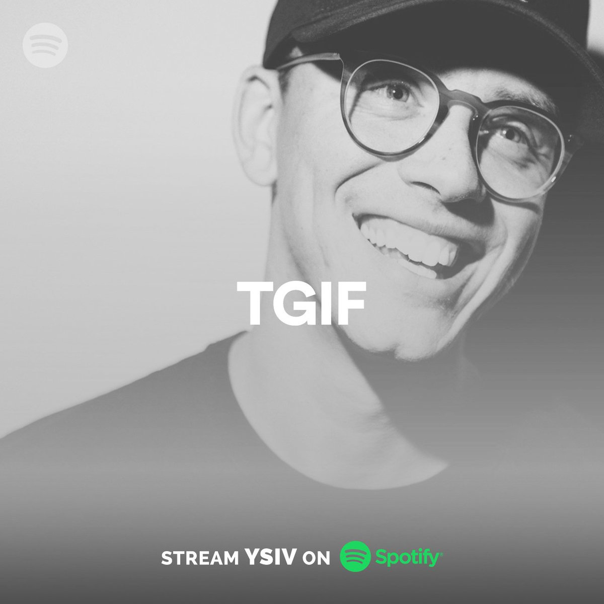Took over the 'TGIF' playlist this week for @Spotify! https://t.co/z42v3CWvgE