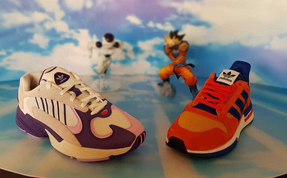 video ya estan aqui los nuevos tenis de adidas que te ayudaran a  incrementar tu ki a94b71e526e83