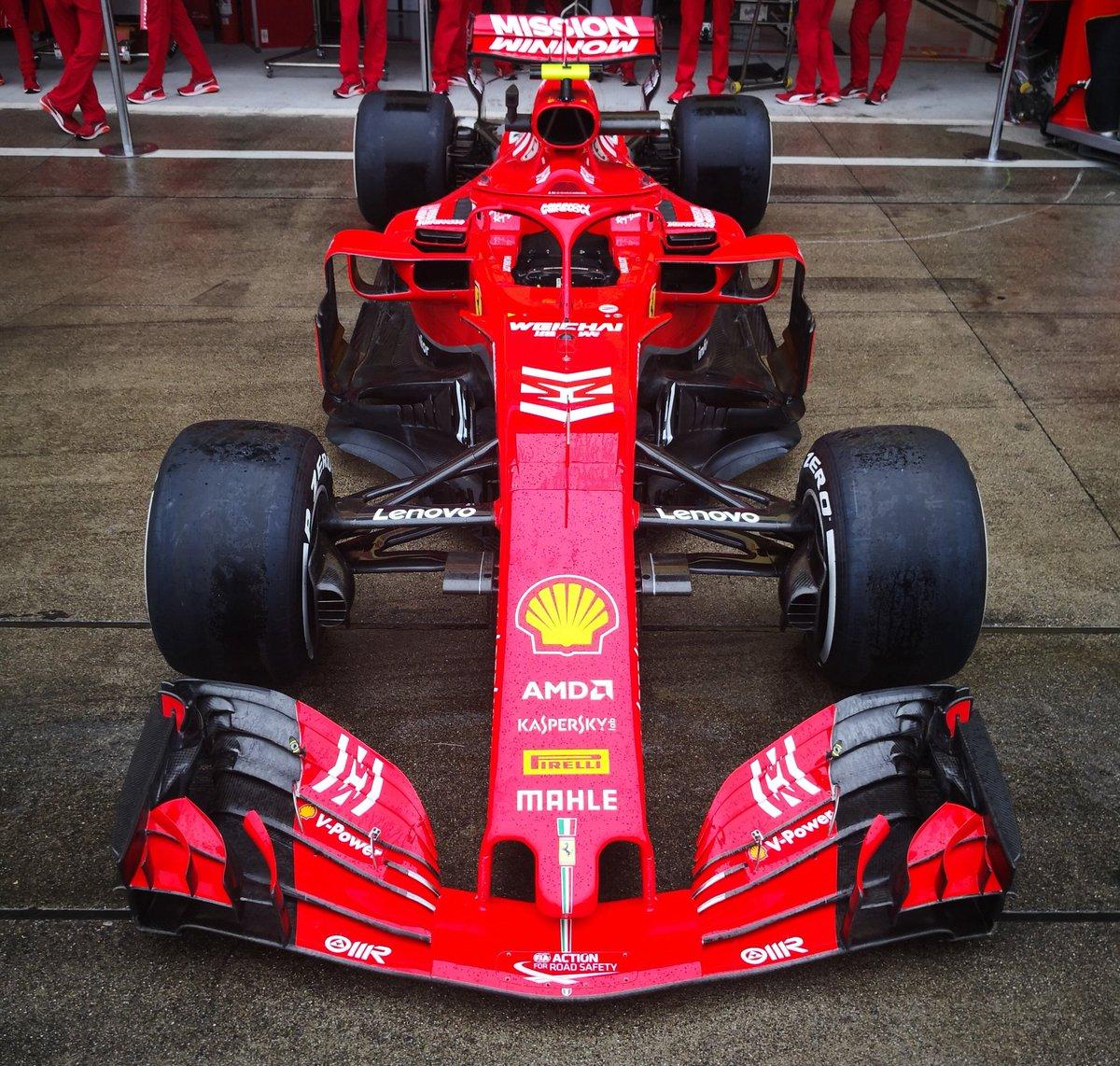 2018 Scuderia Ferrari F1 Team