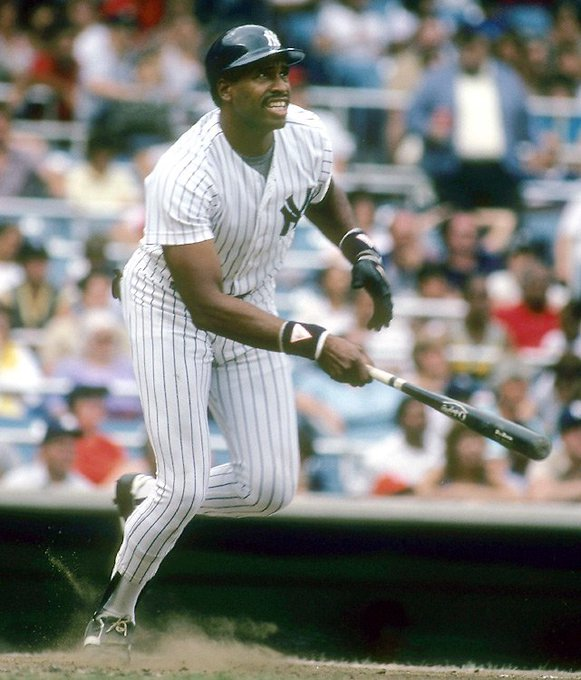 Didi goes deep... Happy birthday to Dave Winfield... October 3rd in history:
