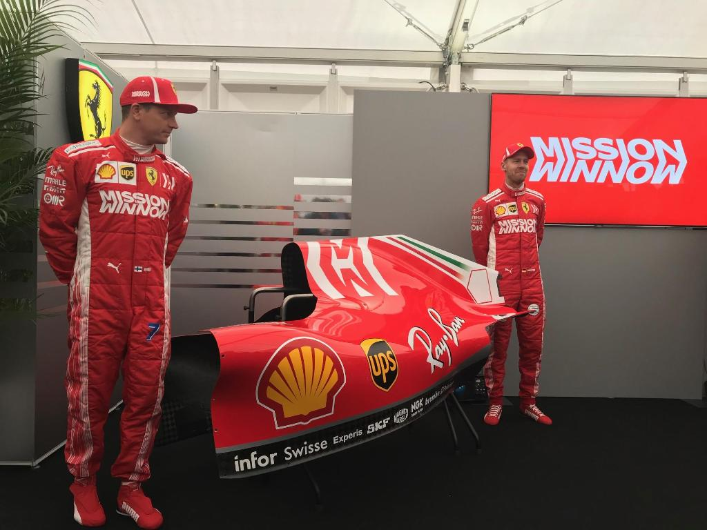 Ferrari news now
