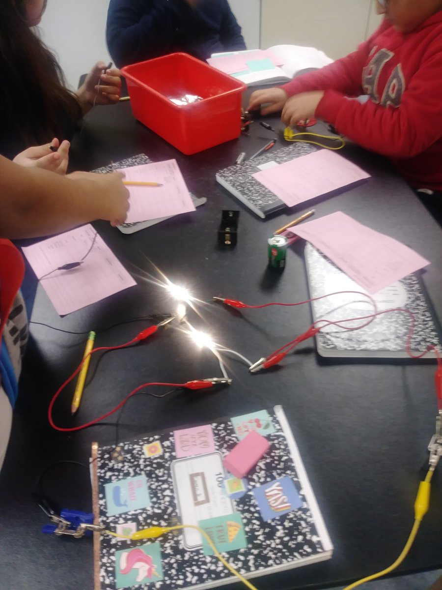 Parallel And Series Circuits For Kids