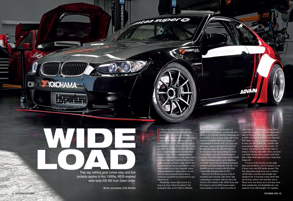 P1 Race Photography On Twitter A 1000hp Rb28 In A Widebody E92 M3 Is A Brilliant Idea Unless We Re Talking Financial Responsibility Find Out More About Driftsquid S Awesome Rbm3 In This Month S