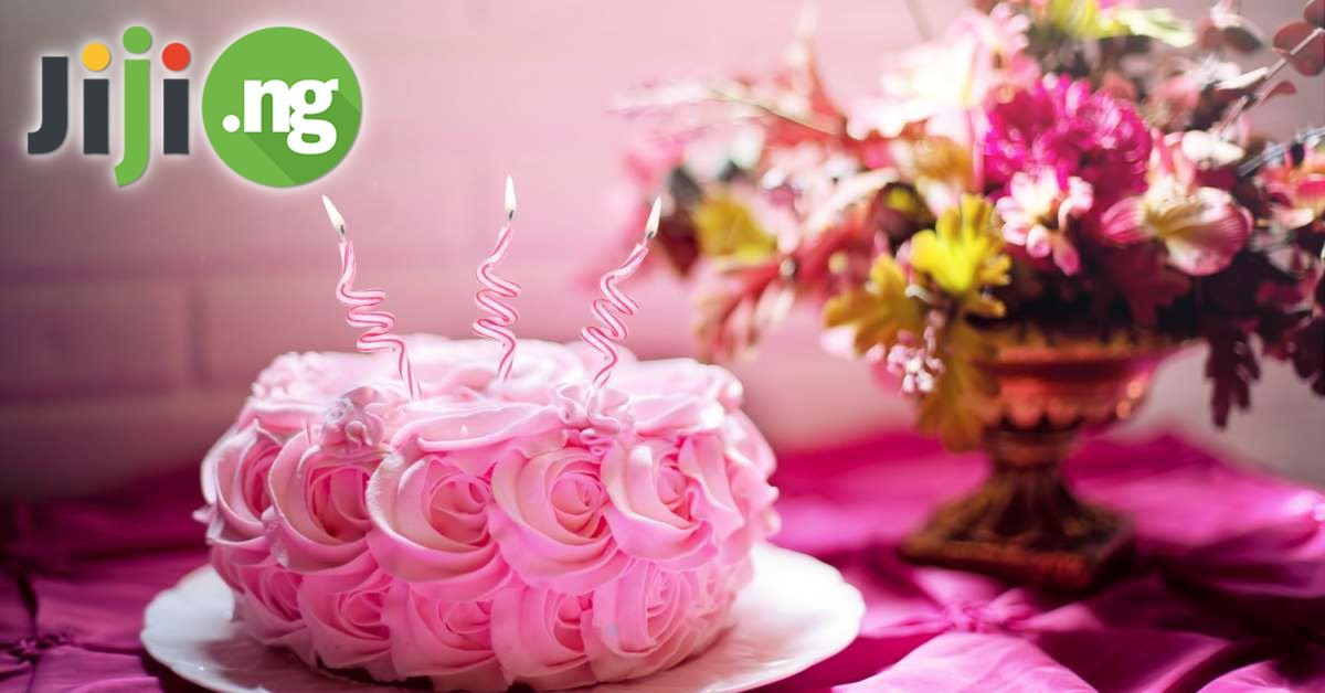 Jiji On Twitter Birthday Cake For Ladies 2018s Top Trends