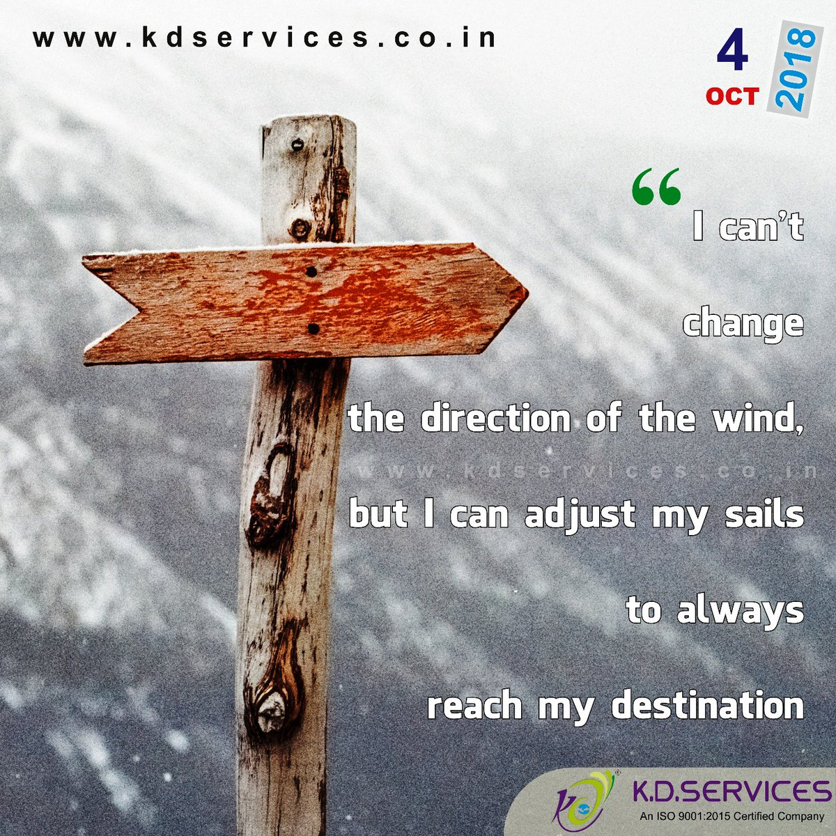 K D Services On Twitter Good Morning Kdservices Dailyquotes