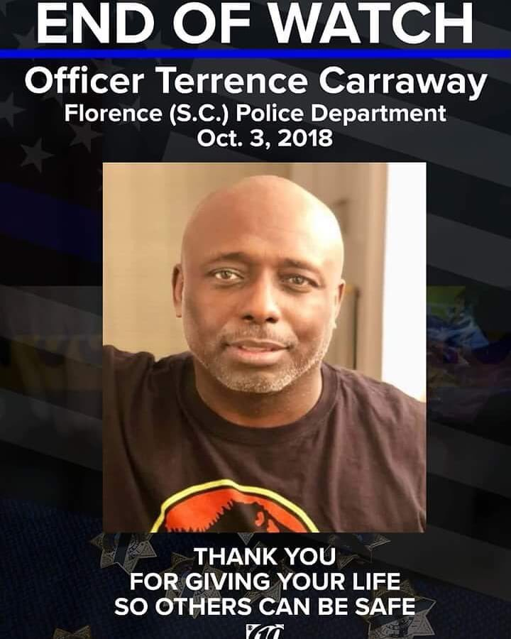 Image result for Terrence Carraway south carolina