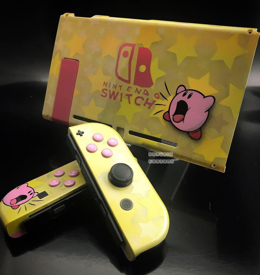 Custom Switch Nsp