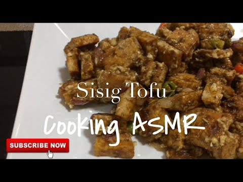 HOW TO COOK SISIG TOFU *ASMR COOKING* with music | Food and Life ASMR https://t.co/dfhA5slLJ0 https://t.co/5eS50T0kJl