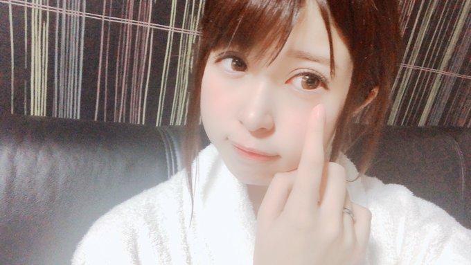 AV女優椎葉みくるのTwitter自撮りエロ画像1