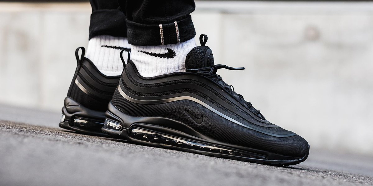 The Sole Restocks on Twitter: Nike Air Max 97 Ultra Triple