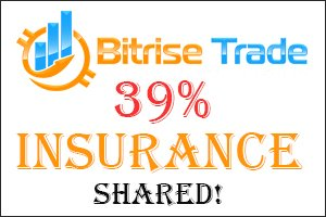 Image for BITRISE TRADE Insurance shared!