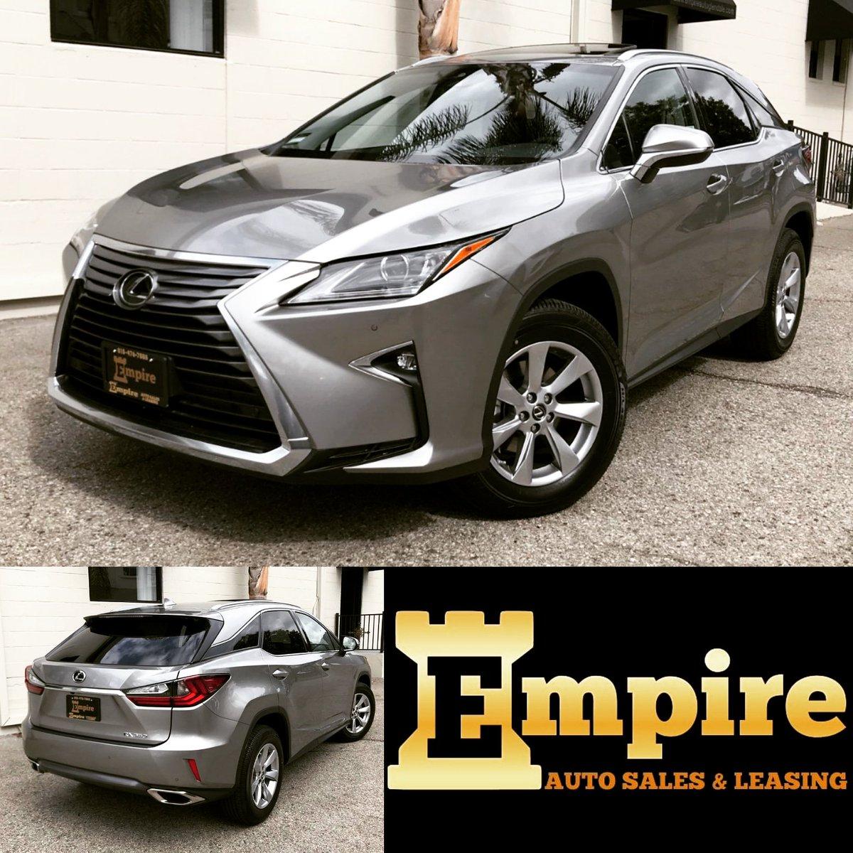 Empire Auto Sales >> Empire Auto Sales On Twitter 2018 Lexus Rx350 Atomicsilver