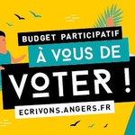 59 projets sont en lice. Le vote est ouvert depuis ce matin jusqu'au 22 octobre sur  #BudgetParticipatif #Angers https://t.co/n15GMfSulG