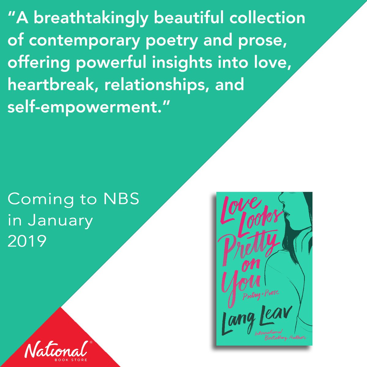 Love Looks Pretty On You Book Cover