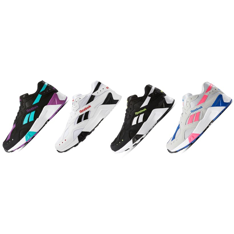 3da643cef71 Releasing in 10mins via Champs Reebok Aztrek Solid  Teal http   bit.ly 2ydY2Dr White Black http   bit.ly 2ycRIvO  Black White http   bit.ly 2ybEn6T Skull ...