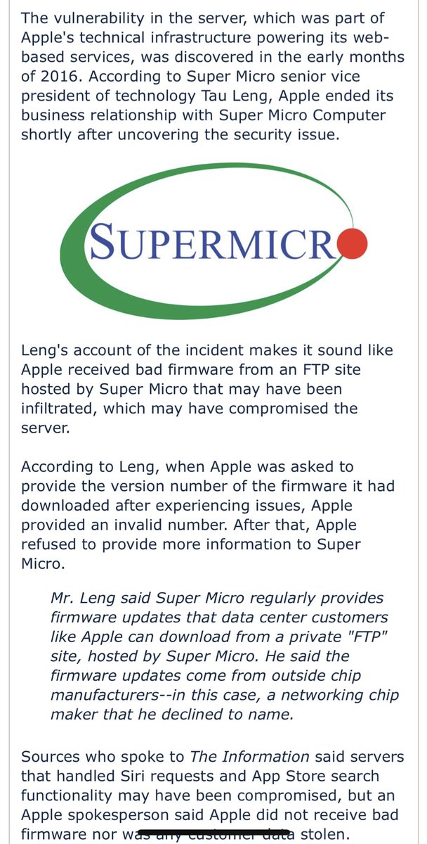 add016ca345 Notice it's dodgy as hell.  https://www.macrumors.com/2017/02/23/apple-ends-relationship-with-super- micro/ … ht @mik235pic.twitter.com/jngtAx804w