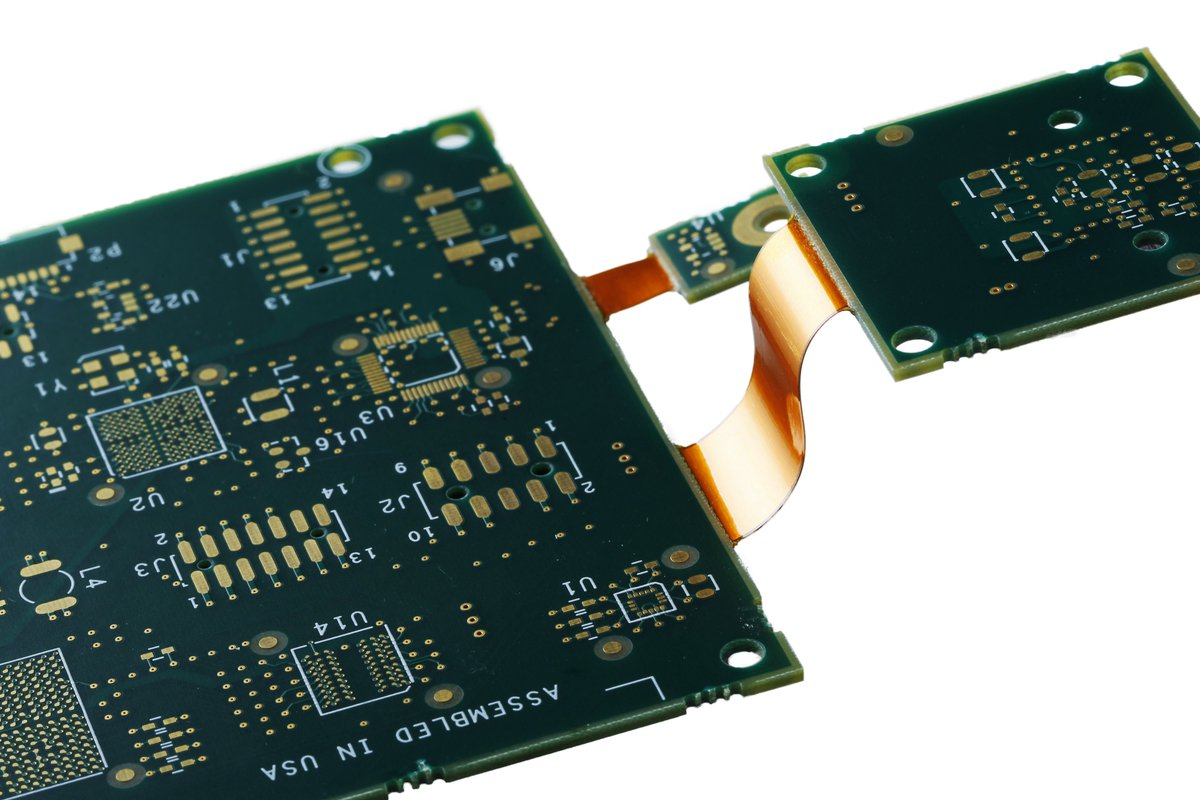 Make Printed Circuit Board Pcbgogo Flexiblepcb On Material And Build Up Construction Of Flex Rigid Pcb Https Buffly 2iiznfg Fpc Flexrigidpcb Http Pictwittercom Tulpmax2cv