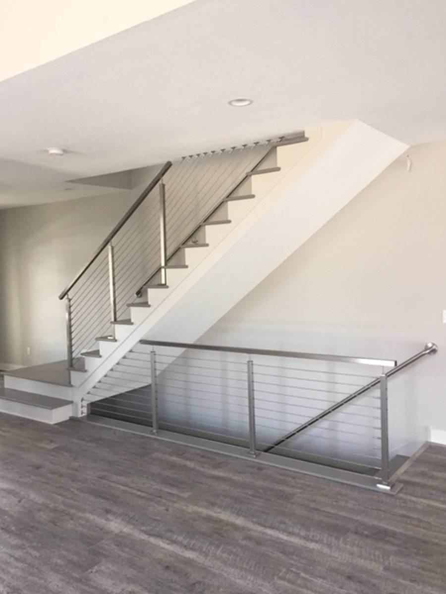 indoor wood stair railing designs indoor iron railings.htm indital usa on twitter  our square steel posts  rails  and cable  indital usa on twitter  our square