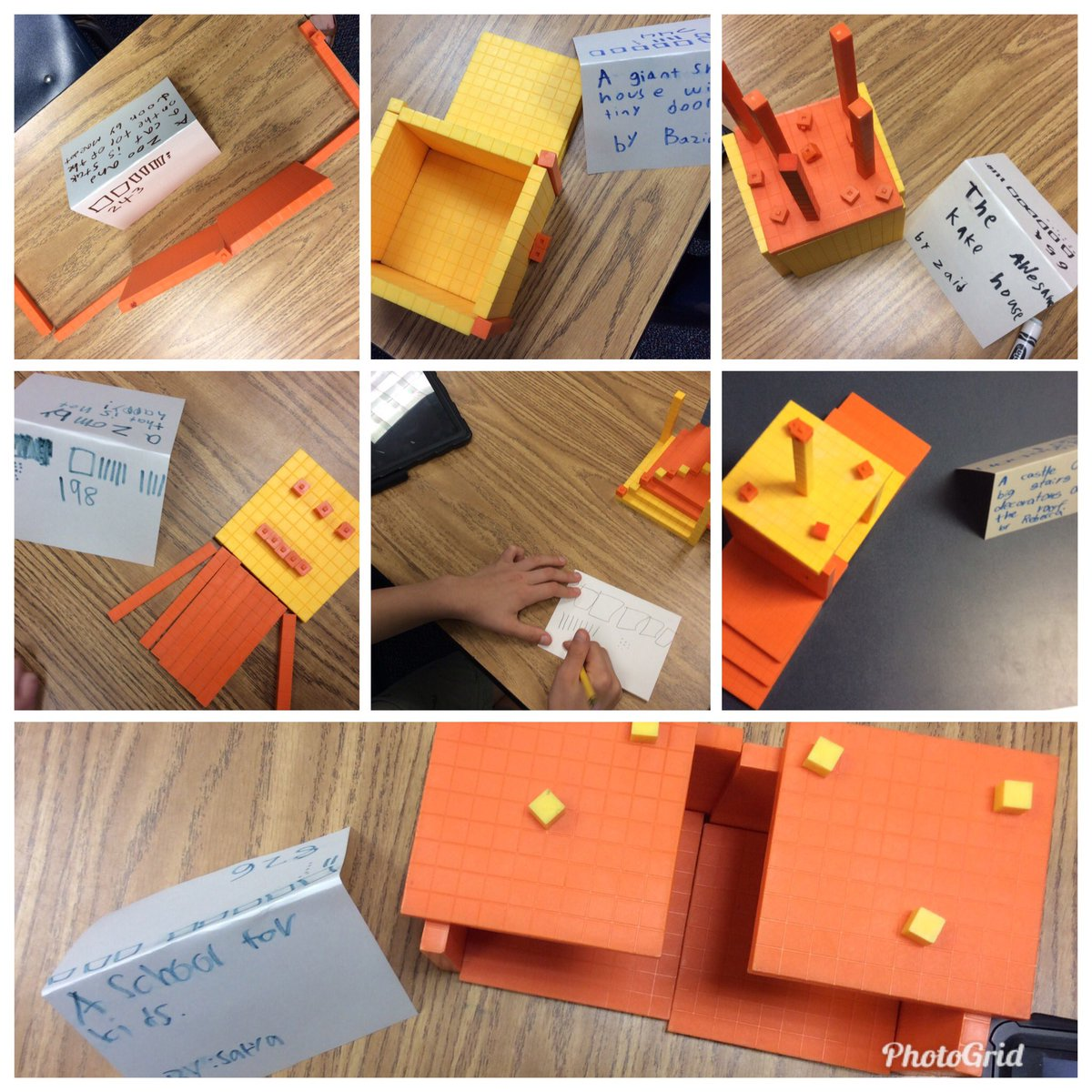 Exhibits from our 2nd grade place value museum today.  What is the value of your exhibit? <a target='_blank' href='http://twitter.com/CampbellAPS'>@CampbellAPS</a> <a target='_blank' href='http://twitter.com/nawazishtareen'>@nawazishtareen</a> <a target='_blank' href='http://twitter.com/APSGifted'>@APSGifted</a> <a target='_blank' href='https://t.co/qeFeV0AC65'>https://t.co/qeFeV0AC65</a>
